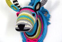 Trofeos crochet