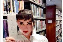 Bookface Fridays / #AzusaBookface #BookFaceFridays