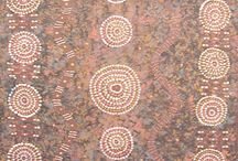 Australian Aboriginal Art / A selection of fine, authentic paintings by Australian Aboriginal artist. / by William Waites