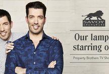 "Savoy House   on TV: Property Brothers / Savoy House fixtures featuring on TV show ""Property Brothers"""