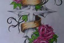 Tattoos / by Kimberly Mutter