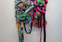 Textile art / Soft sculpture