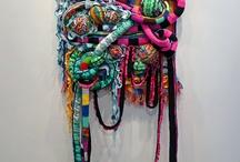 Textile art / Soft sculpture