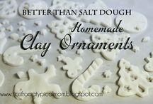 salt dough clay