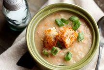 Soups / by Sandra Pecora