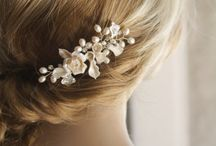 Wedding - Bride - Hair / by Claire Armstrong