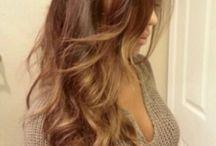 Frans hair colour ideas