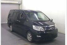 Toyota Alphard 2007 Black - Used cars in excellent grade at negotiable prices. / Refer:Ninki26684 Make:Toyota Model:Alphard Year:2007 Displacement:3000 CC Steering:RHD Transmission:AT Color:Black FOB Price:12,300 USD Fuel:Gasoline Seats:7 Exterior Color:Black Interior Color:Gray Mileage:69,000 km Chasis NO:ANH10W-0174904 Drive type  Car type:Wagons and Coaches