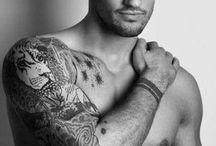 Tattooed Men / by Alana Yuhn