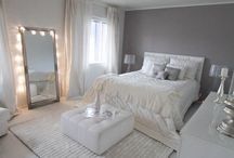 Bedroom & en suite ideas / Fun, pretty, classic ideas