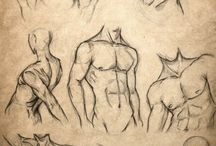 human figure illustrations