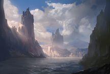 Art: Fantasy Environment