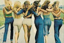 1970's hippie time!