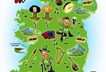 illustrated maps-ireland