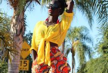 Chicamod- People and African Celebrities