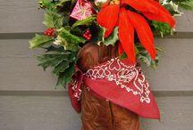 Western kerst