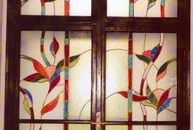 Színes ólomüveg ablak betétek / http://hu.sooscsilla.com/magan-vallalati-olomuveg-ablak-ajto/ http://hu.sooscsilla.com/portfolio/szines-olomuveg-ablak-betetek-diszek-regebbi-munkaim/