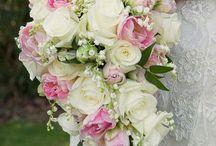 Brides wedding bouquet ideas
