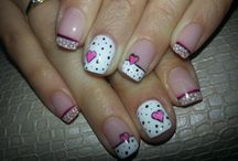 nails heart