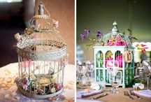 Bird Themed Wedding Decor