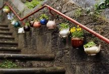 In Need of Garden Ideas.. / I really want to jazz up my small garden space this year- in search of all and many ideas!