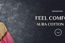 New Fancy cotton sarees