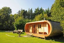 Family-friendly glamping