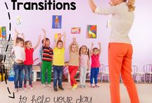 Preschool transitions