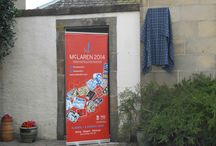 A Dream of Stirling - Norman McLaren's Scottish Dawn (2014) / Celebrating Norman McLaren who was born opposite the Stirling Smith Art Gallery and Museum.