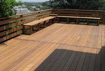 Deck Fence ideas