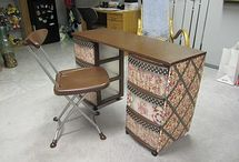 dyi manicure table