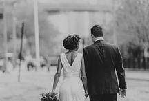 Brooklyn Wedding-Amber Gress Photography / Brooklyn Wedding, Peonies, Glam Wedding