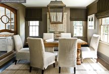 Dining Rooms / by Tara Simon