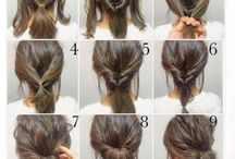 Hair^^ / Just easy fast and pretty hair styles!