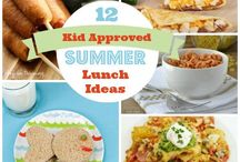 meal ideas for the kids