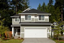 The Reserve at North Creek / This brand new community in Bothell featuring 3, 4 & 5 bedroom single family homes offers open great rooms with spacious kitchens, main floor dens and bedrooms, loft/tech spaces and a host of today's most desired features! / by Polygon Northwest Homes