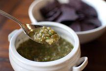 Sauces and Salsas