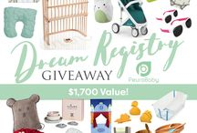 Baby Giveaways and other Baby Stuff