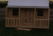 My chicken house project