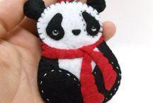 panda bear crafts