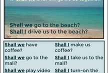 Shall we / Shall I ...?