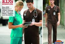 Know Your Scrubs / Get to know the designers and brands of scrubs that are hottest in the medical profession today.
