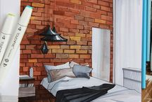 Draw interior