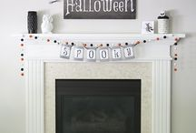 Halloween & Fall Decor in Metal, Steel and Aluminum