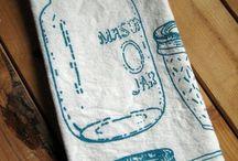Tea Towel / by Laurene Grunwald