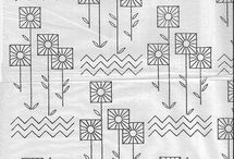 Embroidery - Art Deco / Embroidery