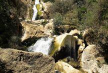 Lugares que visitar Oaxaca  cascada yosondua