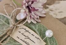Bröllopsfest / Idéer till våran bröllopsfest