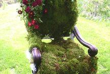 Taidetta puutarhaan