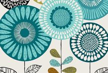 Patterns, prints and inspiration